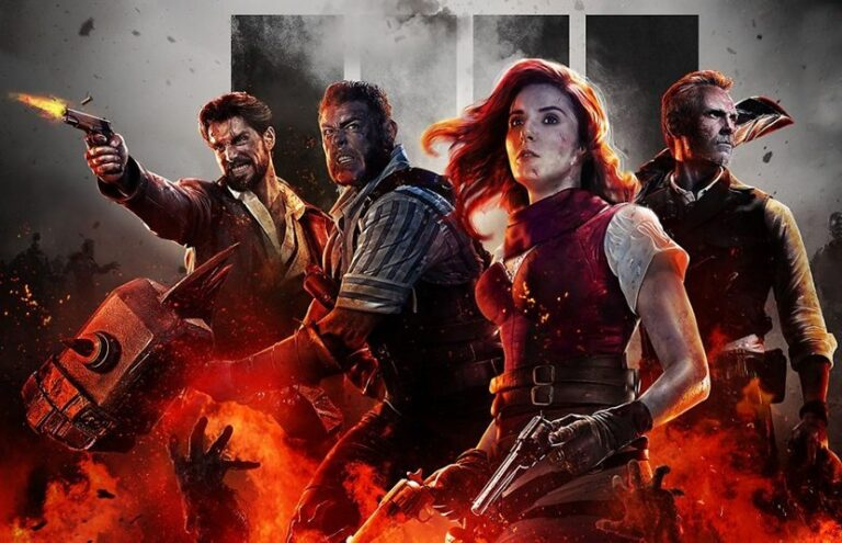 Treyarch Debuts New 'Call of Duty: Black Ops 4' Zombies Map With Trailer