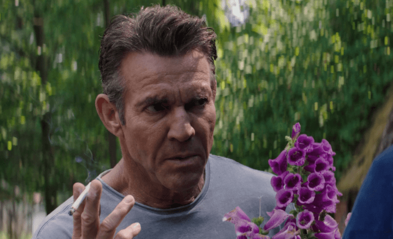 Check Out Several New Images Of Dennis Quaid As 'The Intruder'