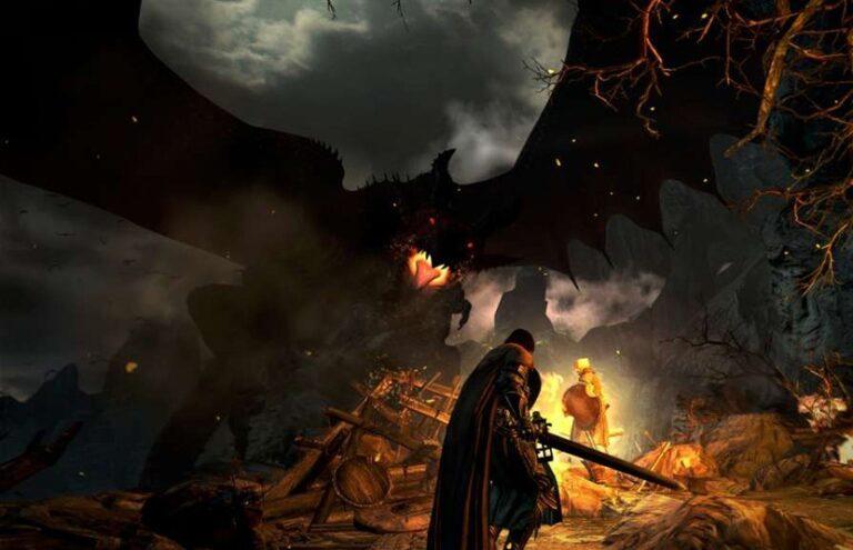 Netflix Creating Animated Series Based On Capcom's 'Dragon's Dogma'