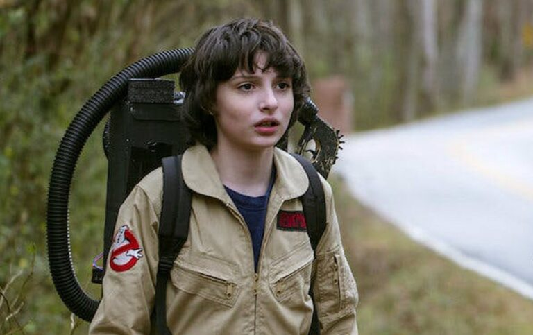 Finn Wolfhard Didn't Know He Was Auditioning For 'Ghostbusters'