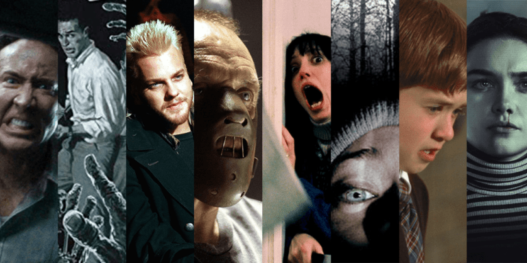 The Ten Best Horror Movies for Halloween: Part 3, Numbers 3-1.
