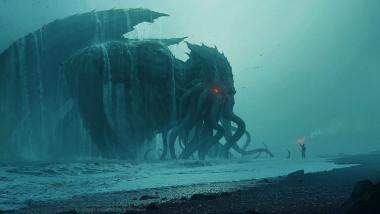 Holy Cthulhu! New Lovecraft Movie Will Be First in Trilogy.