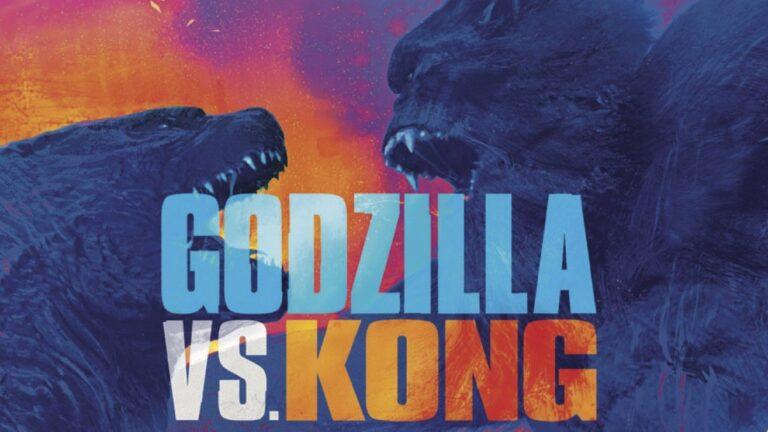 Delay for Godzilla Vs Kong.