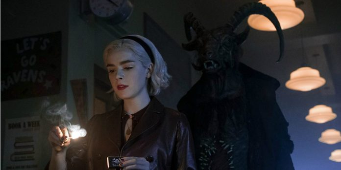 Chilling Adventures Of Sabrina Part Three Gets Release Date
