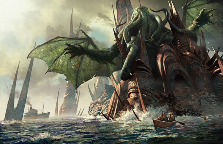 Why was H.P Lovecraft such an important figure in horror?
