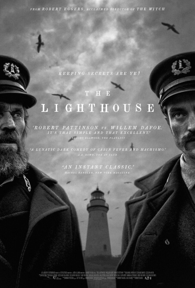 Horror Movie of The Year? The Lighthouse Garners Rave Reviews