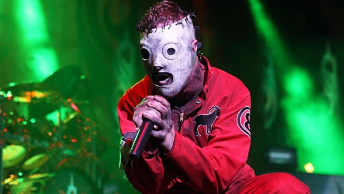 Slipknot's Corey Taylor Has Finished Up Writing A Horror Film