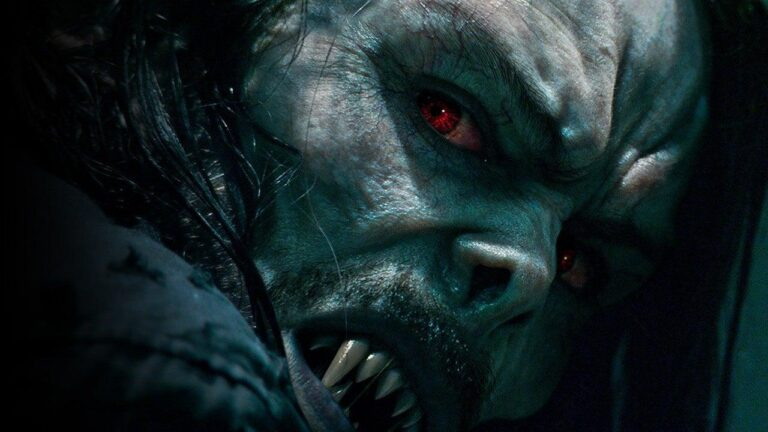 Marvel's Morbius Trailer, Featuring Jared Leto, Officially Drops