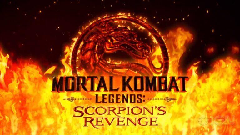 Trailer Releases For Mortal Kombat Legends: Scorpion's Revenge