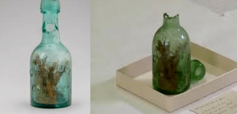 'Witch Bottle' Charm Found In Walls Of Civil War Building Is One Of Only Handful Found in America