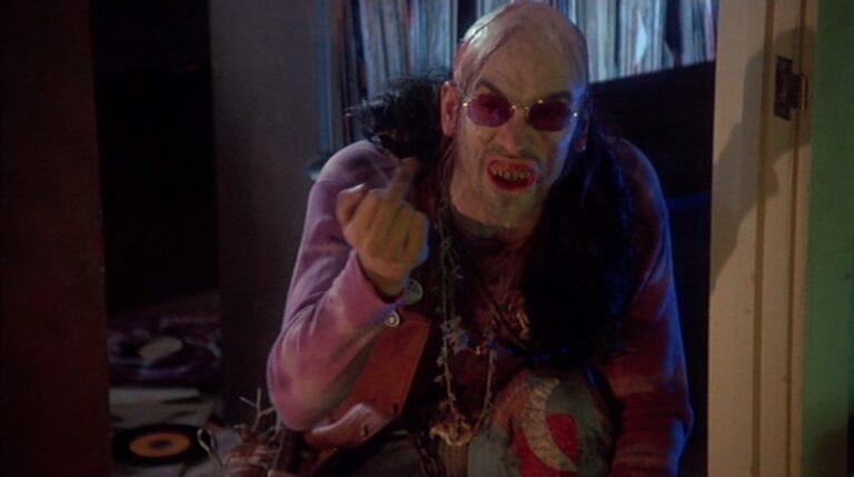 Bill Moseley Hoping To Buy 'Chop-Top' Rights and Wants To Play Role Again