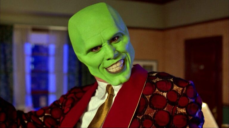 Jim Carrey is Open to Making The Mask 2