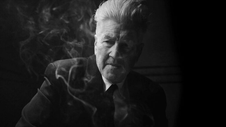 New Netflix Short Film 'What Did Jack Do?' Releases Created By And Starring David Lynch
