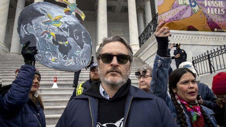 Joker Star, Joaquin Phoenix, Arrested!
