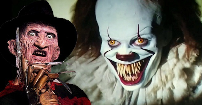 Freddy Krueger Almost Made An Appearance in 'IT' Chapter One.