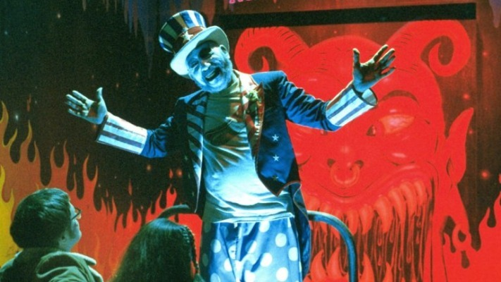 Rob Zombie Calls 'House of 1000 Corpses' A 'Calamitous Mess'