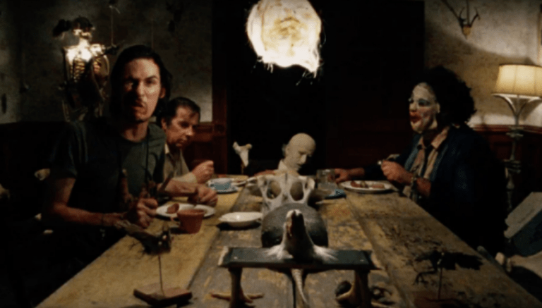 Would you Spend The Night In The Eerie Texas Chainsaw Massacre House?