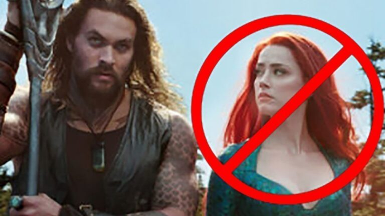 More Than 150k Signatures Have Been Signed To Remove Amber Heard From Aquaman 2
