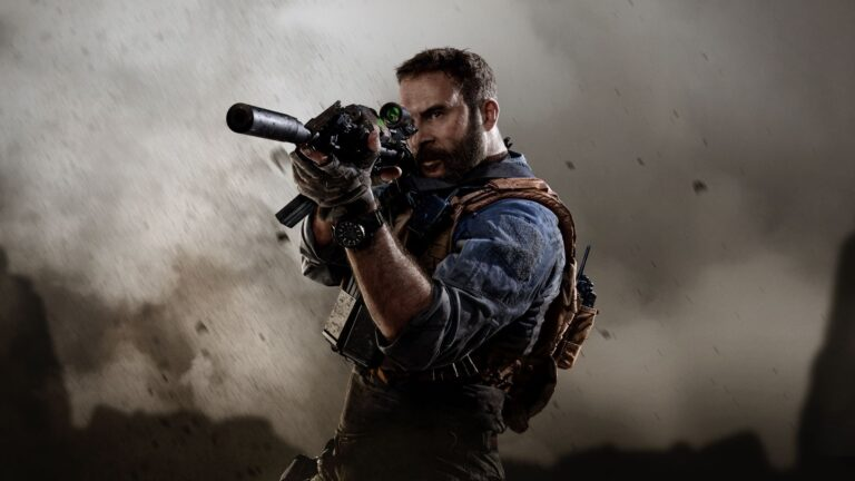 New Call of Duty Coming Later This Year