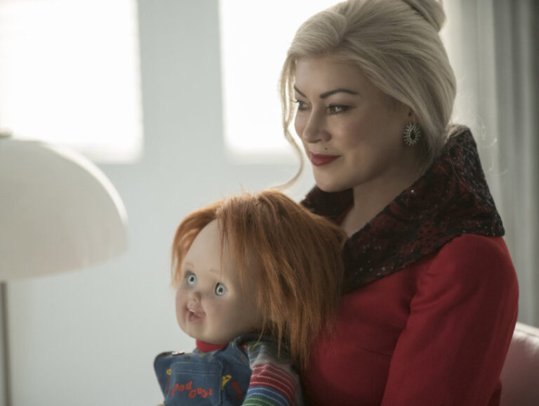 Jennifer Tilly Confirmed As Returning For New Chucky Series.