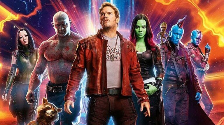 James Gunn Currently Working On Guardians of the Galaxy, As Well As Suicide Squad