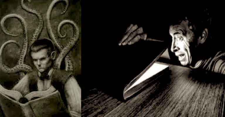Horrorbabble: Free Audiobook Youtube Channel Features Classics By Poe, Lovecraft and Blackwood