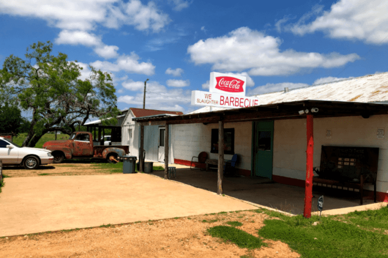 Spend The Night and Have A Meal At The Texas Chainsaw Massacre Gas Station