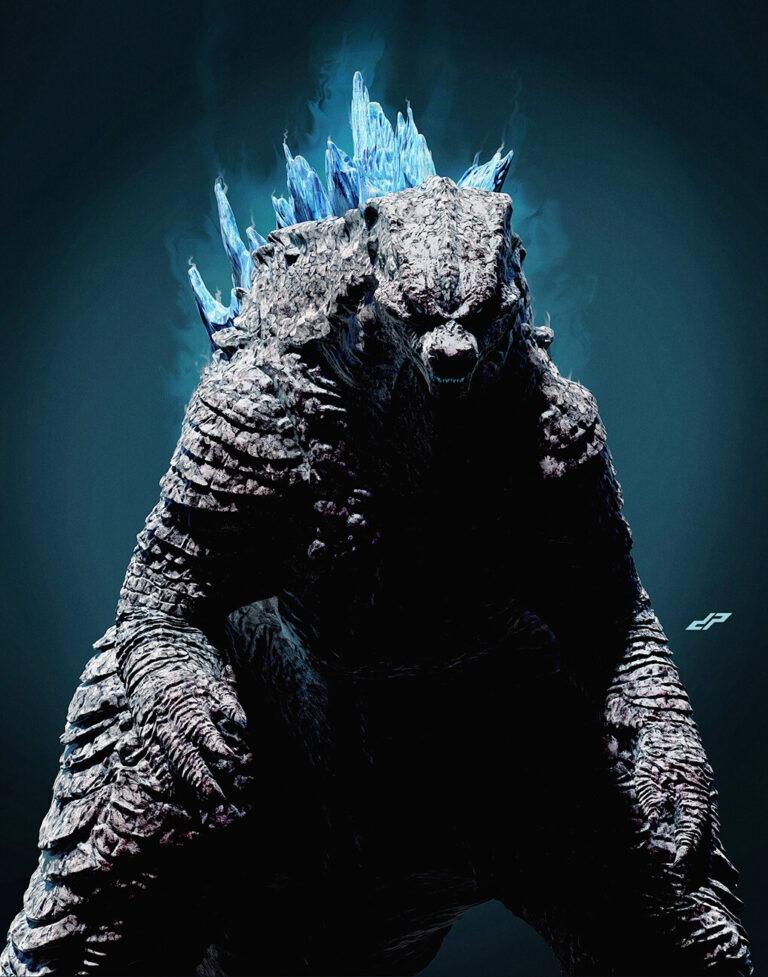 Amazing Godzilla Fan Art!