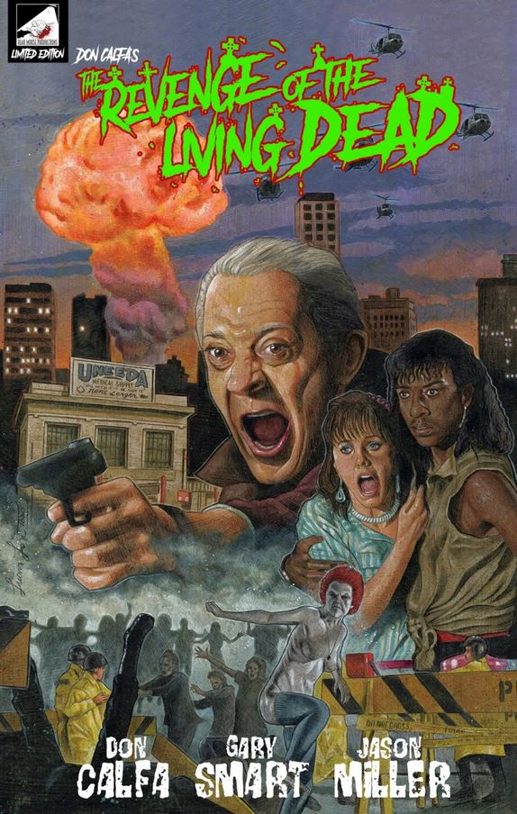 'Return Of The Living Dead' Rises Again.