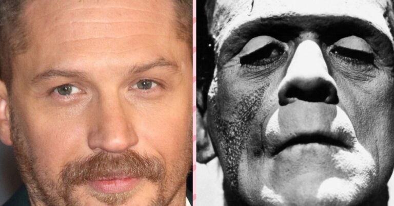 It's Alive! Tom Hardy Reportedly Cast as Frankenstein's Monster in Blumhouse Remake