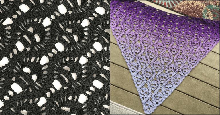 Learn How To Make This Skull Crochet Design