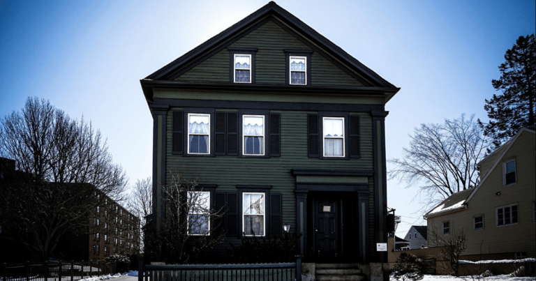 Spend The Night At The Haunted Lizzie Borden House At Your Own Risk