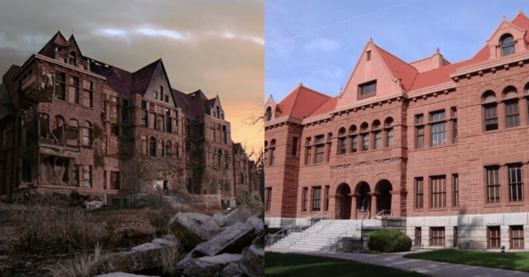 You Can Now Visit Real Locations Where AHS Seasons Were Filmed