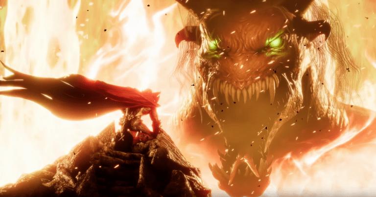 MK11 Spawn Gameplay Trailer Unleashes HELL!!!