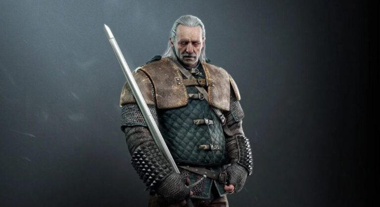 Netflix's The Witcher Credited For 'Perfect' Vesemir Casting