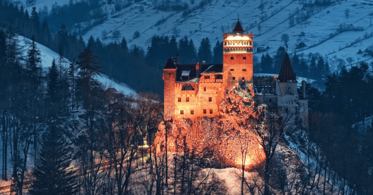 You Can Now Virtually Tour Dracula's Castle From Your Own Home