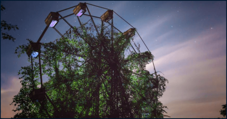 This Haunted Abandoned Amusement Park In WV Has A Blood-Filled History