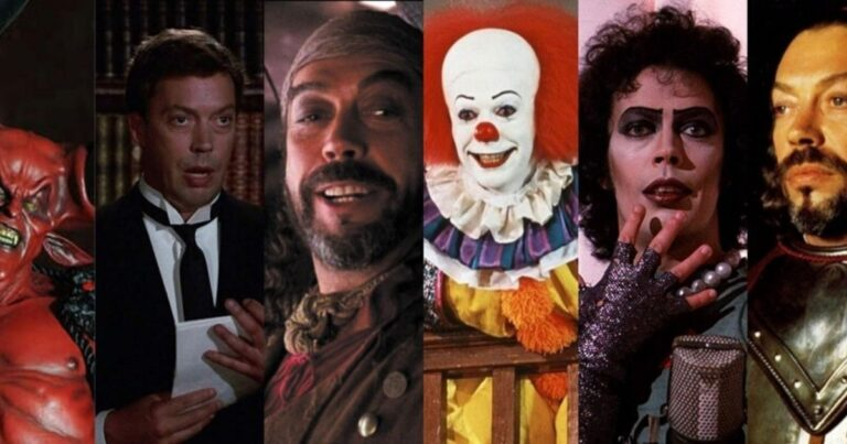 Your Hollywood Horoscope Stars Tim Curry – But Which Character Are You?