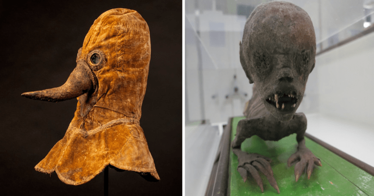 UK Museum Sets Terrifying Challenge For Curators Around The World