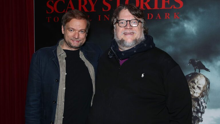 Guillermo del Toro and André Øvredal Returning For 'Scary Stories To Tell in the Dark' Sequel