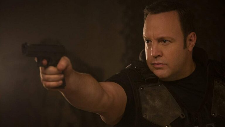 Kevin James goes dark as the villain in upcoming home invasion thriller 'Becky'