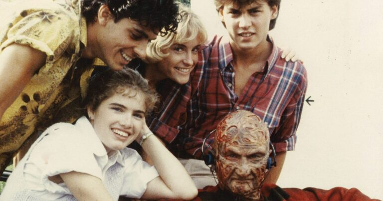 Nightmare On Elm Street Cast Unite to #StopTheNightmare