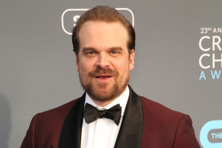 """'Stranger Things' Star David Harbour Reaches Out To Fans """"Text me"""""""