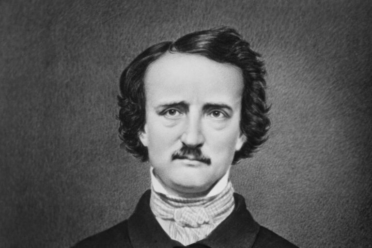 Go On A Tour Of Edgar Allan Poe's Philadelphia Home.
