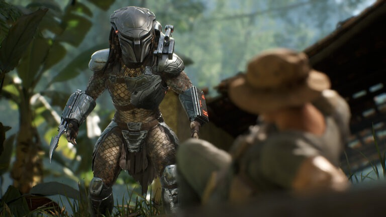 Sony Release Spine-Ripping Trailer For Predator: Hunting Grounds