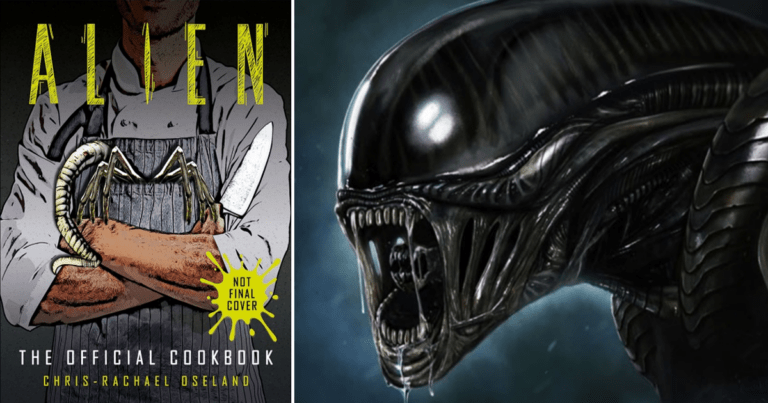 Alien: The Official Cookbook Brings Xenomorph Recipes To Your Kitchen