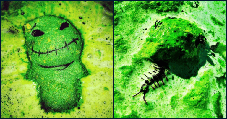 These Menacing Bath Bombs Come With Creepy Crawlies Inside