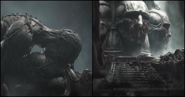 Disturbing Horror Game, Scorn, Trailer Officially Drops