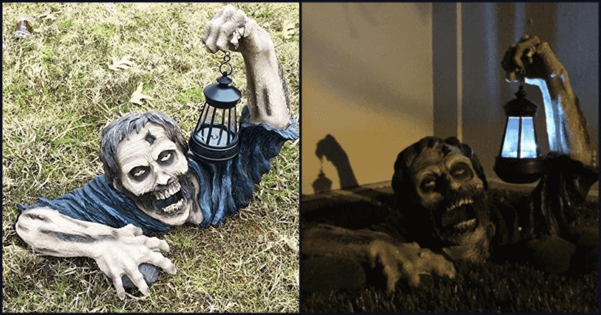 Zombie Garden Light