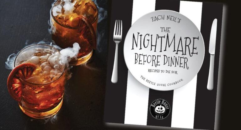 Spooky Food: The Nightmare Before Dinner Cookbook